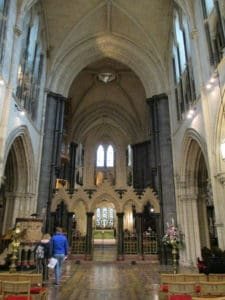 Christchurch Cathedral, Dublin Ireland