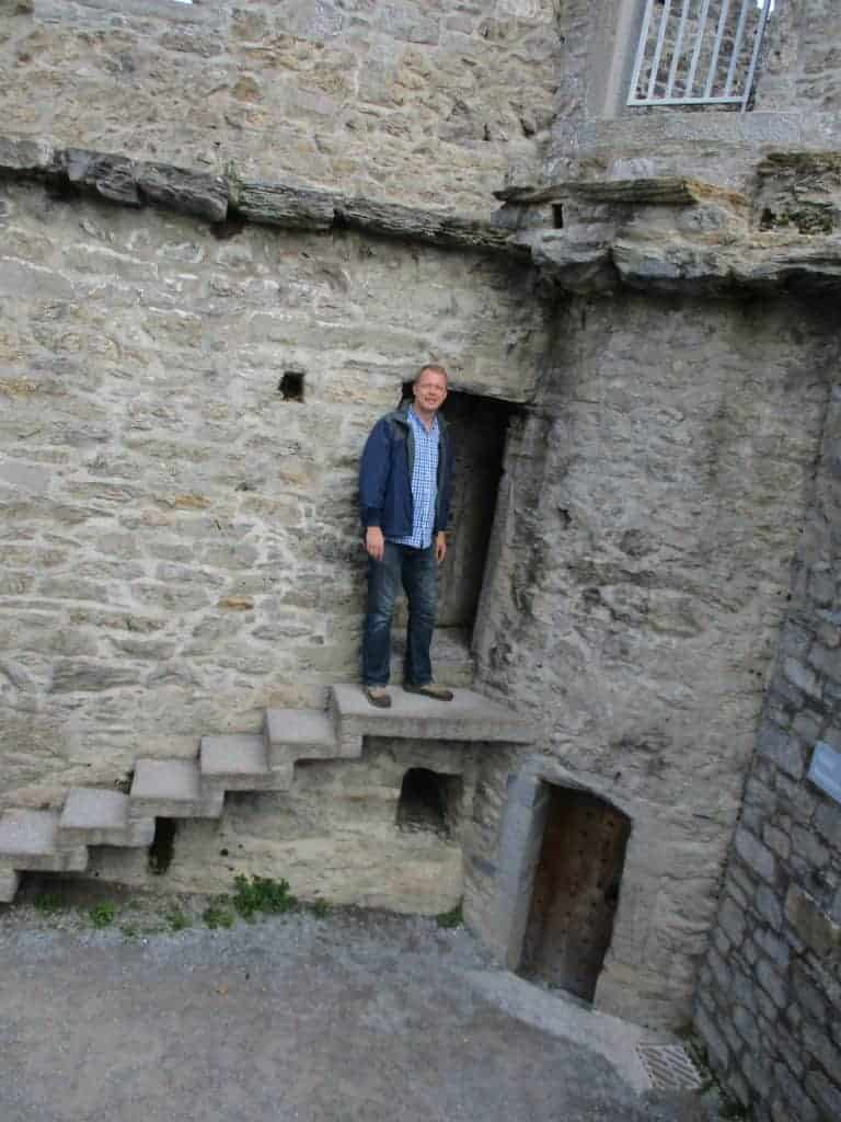 Ross Castle, Killarney Ireland