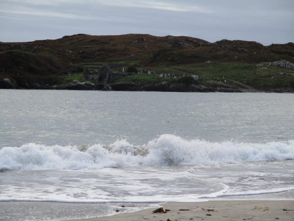 Abbey Island, Derrynane Abbey, Ring of Kerry Ireland
