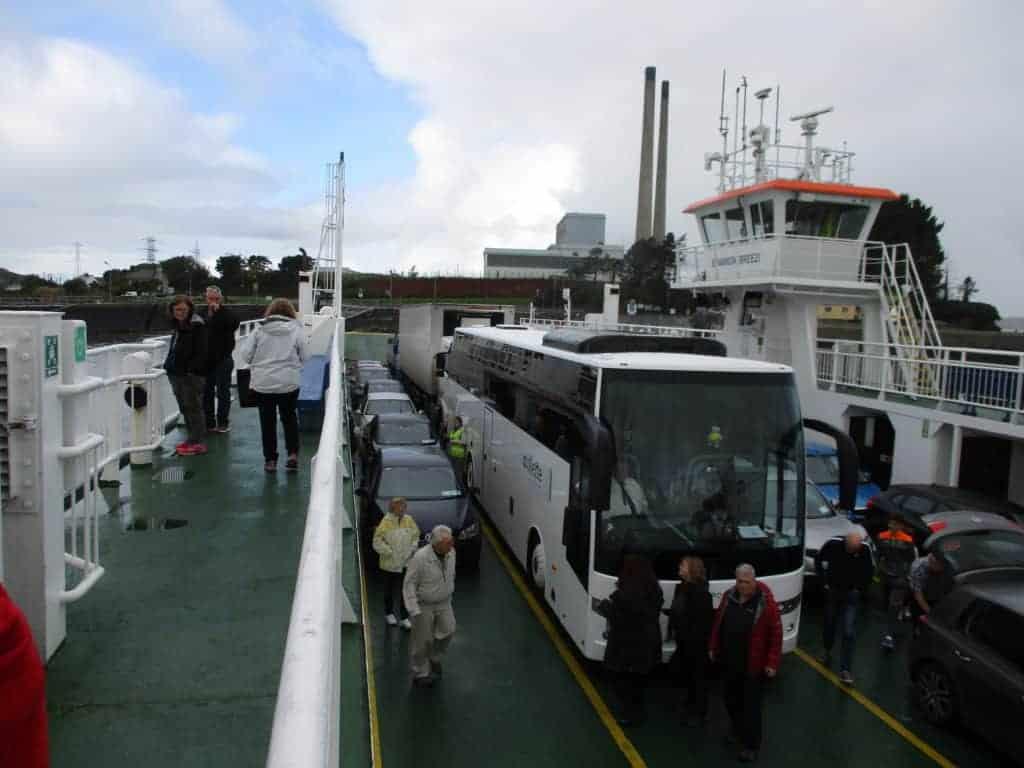 Tarbert Car Ferry