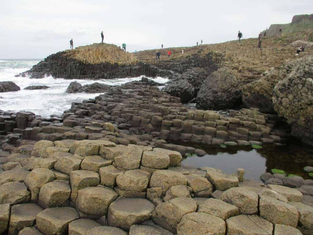 Giant's Causeway, County Antrim, North Ireland