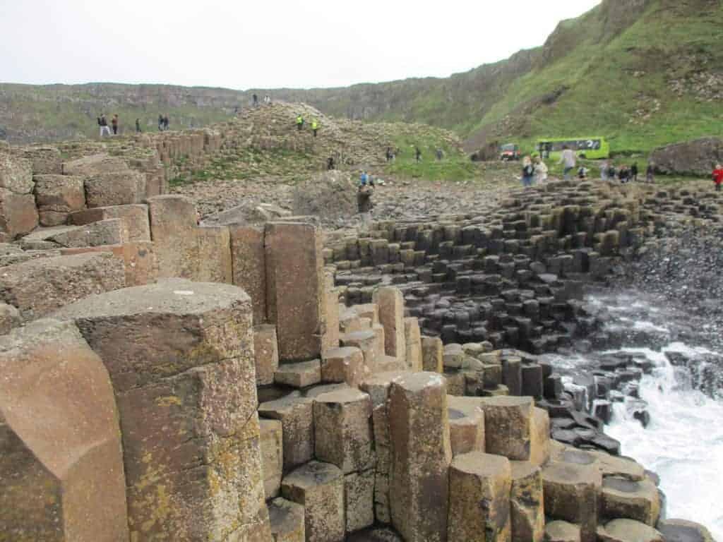 Giant's Causeway, County Antrim, North Ireland