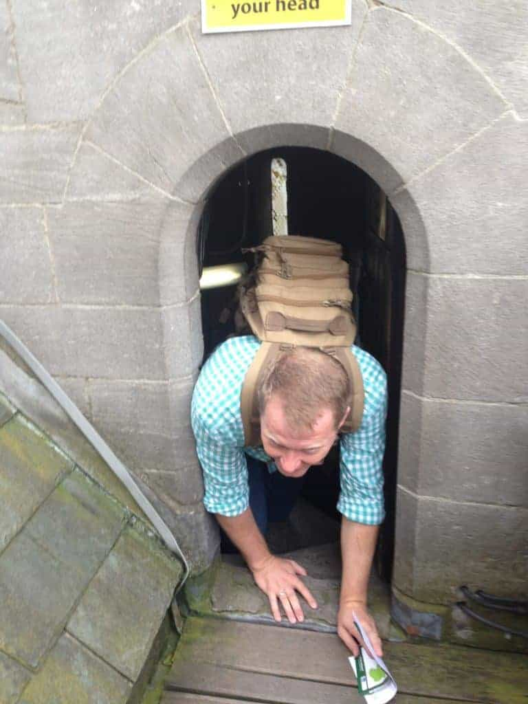 Christchurch Cathedral, belfry tour