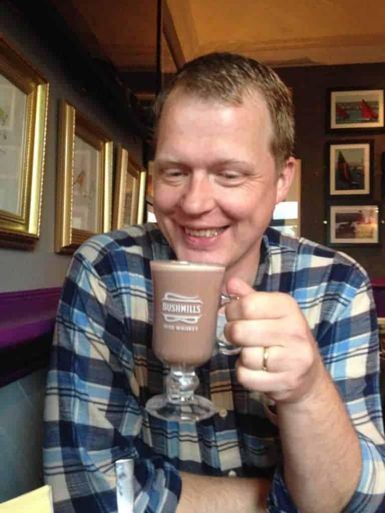 Ti Joe Watty pub, Inis Mor, Ireland