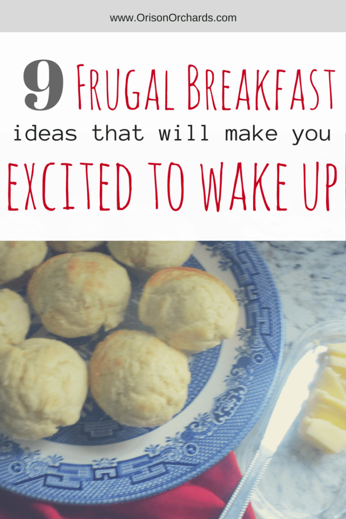 9 Frugal Breakfast Ideas That Will Make You Excited to Wake Up