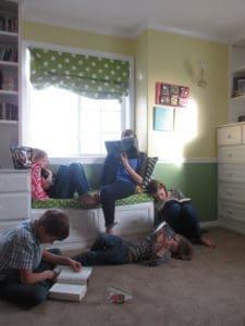 Creating lifelong readers; DEAR Camp; reading;