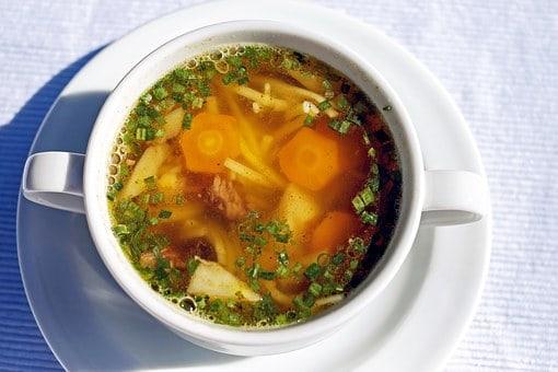Chicken Noodle Soup: less than 54 cents per serving