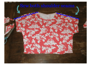 20 minute dress sewing instructions