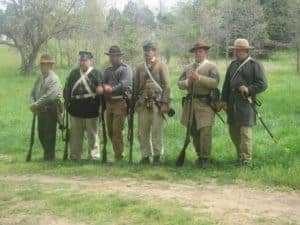 Manasses, VA; American History tour road trip for families with kids