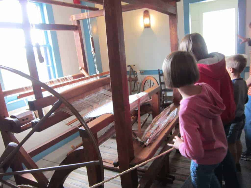 Johson Farm in Hiram, OH; US History road trip for families with kids; LDS church history