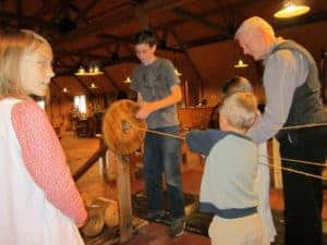 Historic Nauvoo; US History road trip tour for families with kids; LDS church history tour