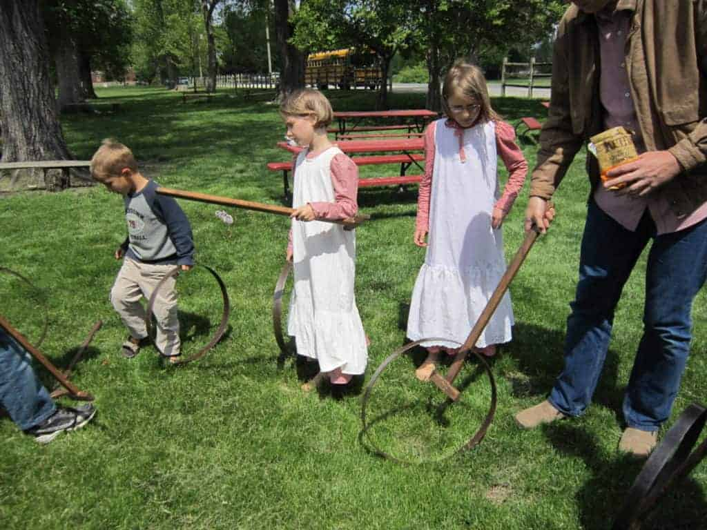 Historic Nauvoo; US History tour road trip for families with kids; LDS Church History tour
