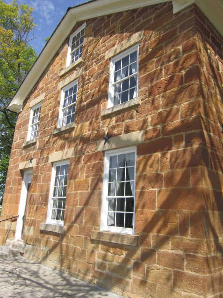 Carthage Jail; LDS church history tour; US History road trip for families with kids