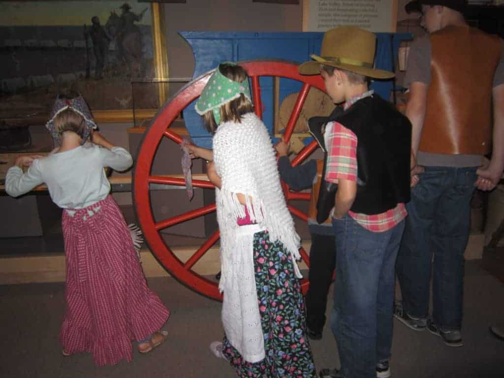 Winter Quarters; LDS church history tour; US History road trip for families with kids