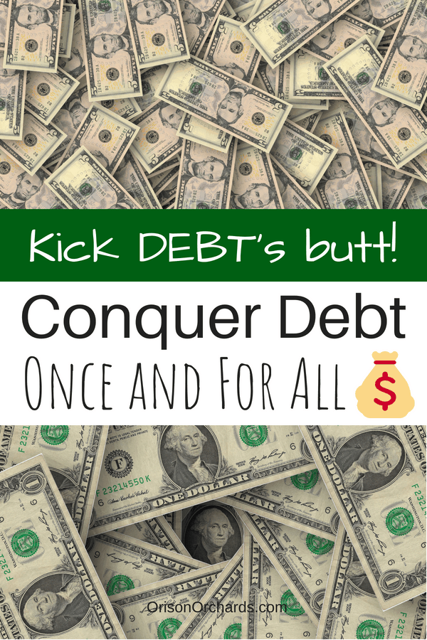 Conquer Debt Once and for All