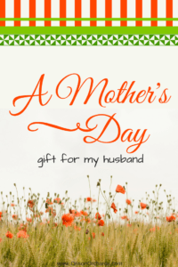 Mother's Day gift for mom; gift for wife; gift for husbands;