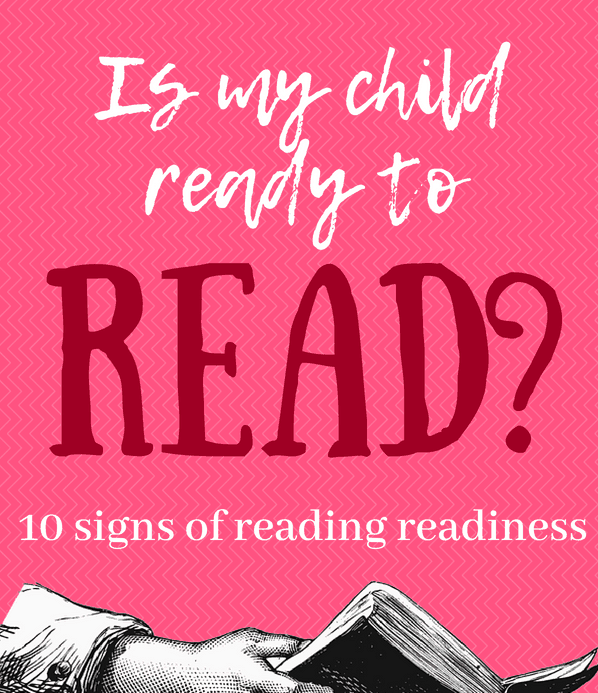 Is my Child Ready to Read?