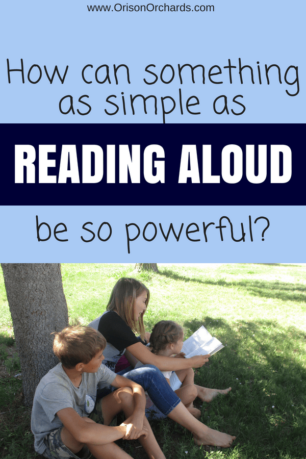 How Can Something as Simple as Reading Aloud be so Powerful?