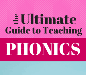 How do I teach my child to read? With this handy Phonics guide.