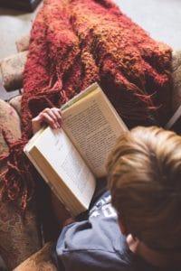 nurture a love of reading