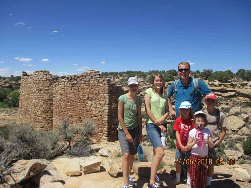 Hovenweep, Native Americans, Utah