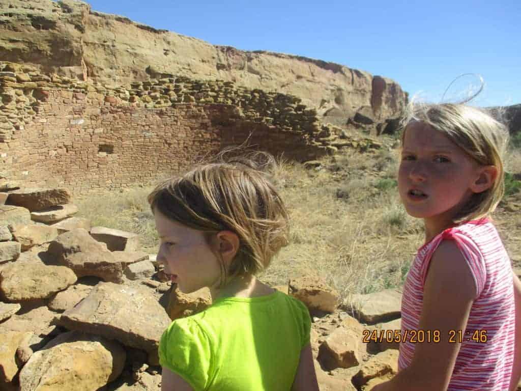 Chaco Canyon - Hungo Pavi