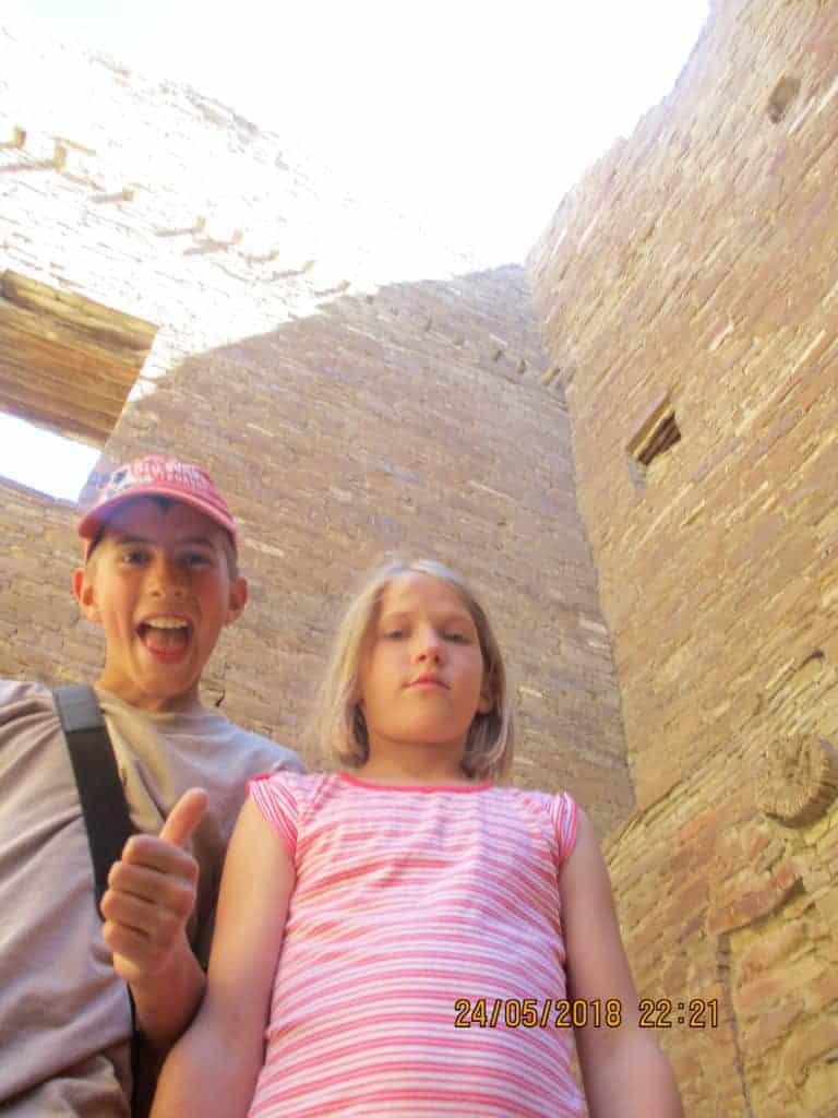 Chaco Canyon; Pueblo Bonito