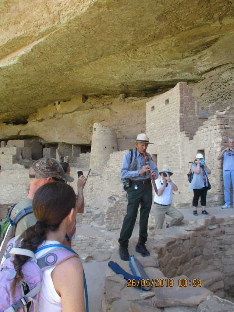 Cliff House at Mesa Verde