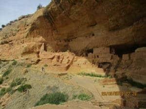 Long House tour at Mesa Verde