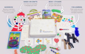 Preschool Subscription Box