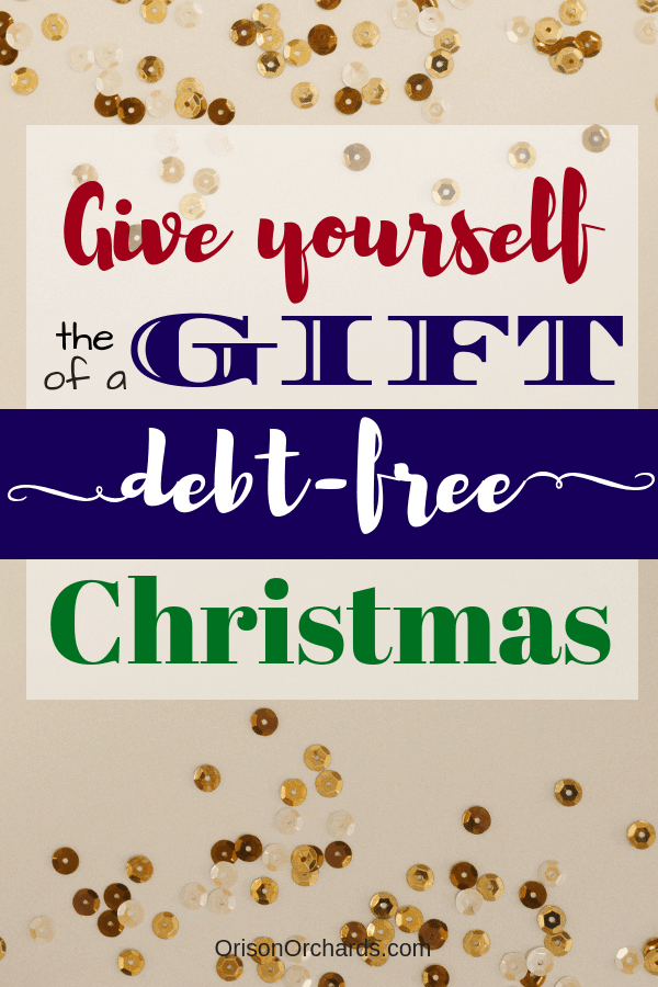 10 Simple Steps to a Debt Free Christmas
