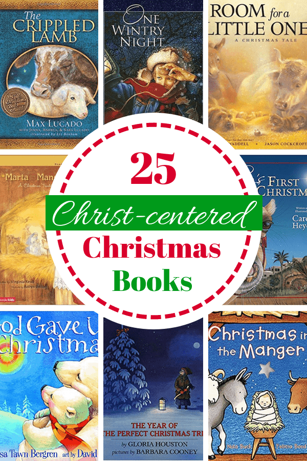25 Christ-Centered Christmas Books for Children | Orison Orchards