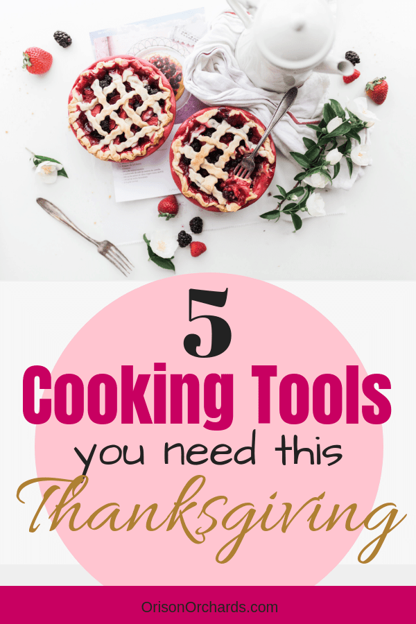5 Cooking Tools You Need this Thanksgiving