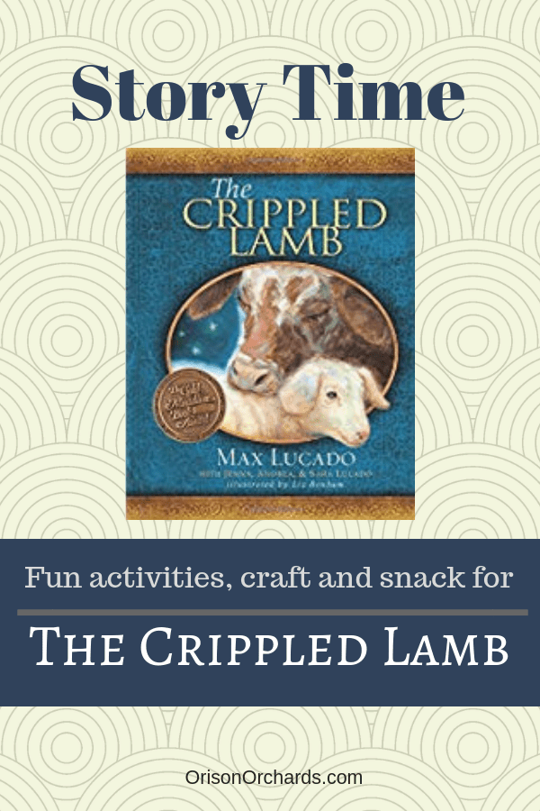 Story Time: The Crippled Lamb