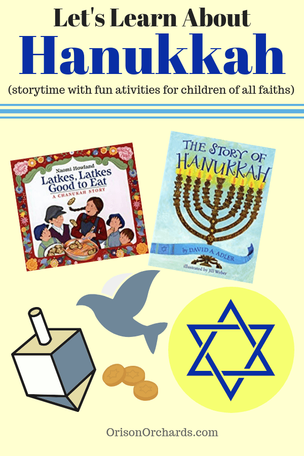 Story Time: Let's Learn About Hanukkah