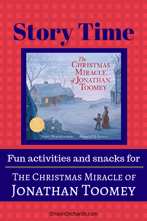 The Christmas Miracle Of Jonathan Toomey.Story Time The Miracle Of Johnathan Toomey Orison Orchards