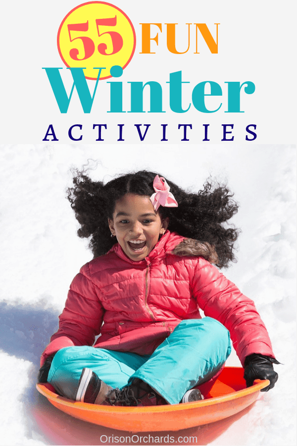 55 (Free or Cheap!) Fun Winter Activities