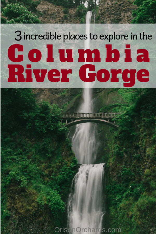 3 Must-Explore Places in the Columbia River Gorge