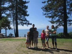 Lake Tahoe with kids, Pacific Northwest Road Trip Itinerary