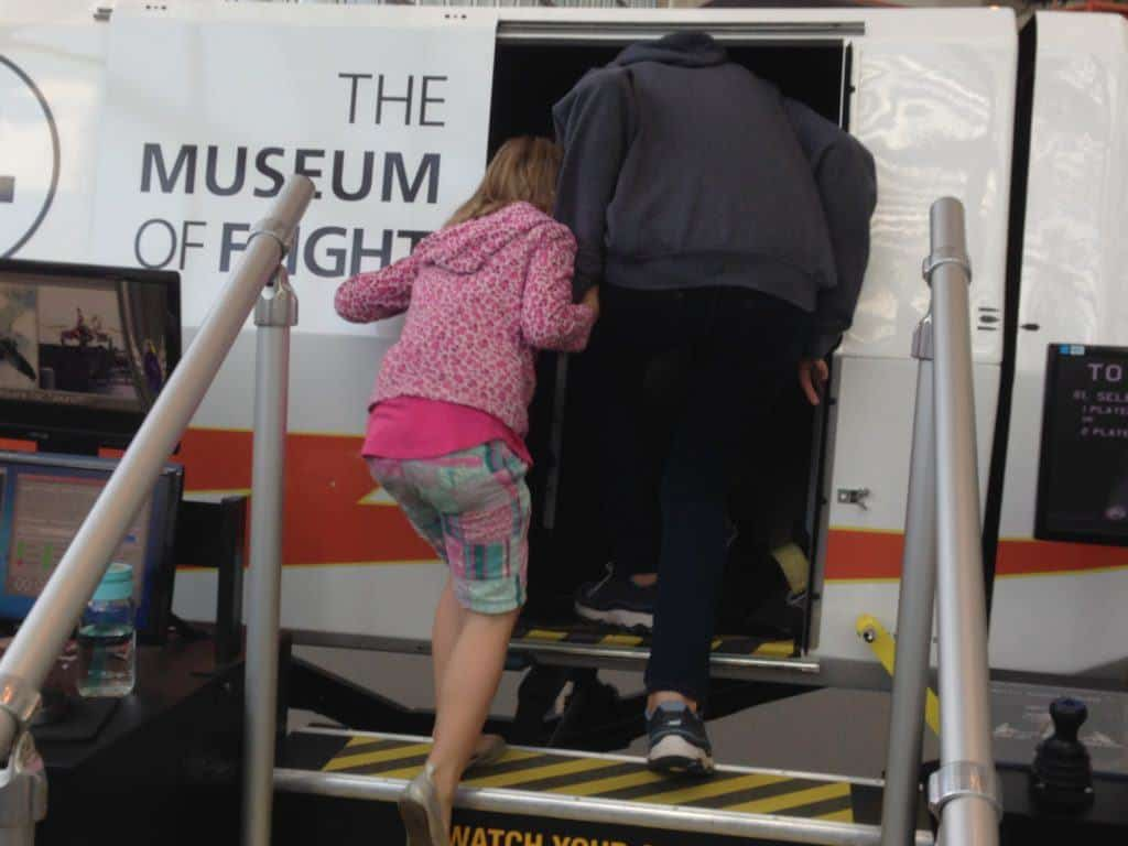 Museum of Flight; Seattle with Kids