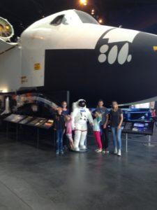 Flight Museum; Seattle with Kids