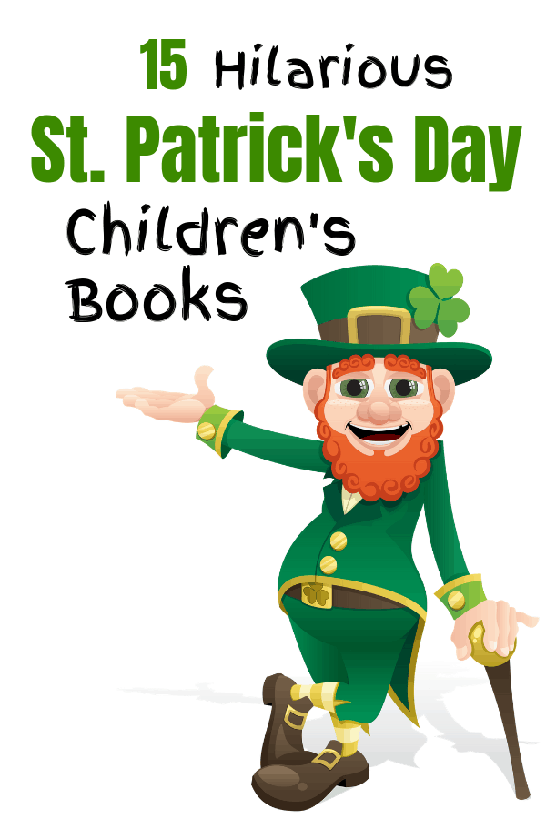 15 Hilarious St. Patrick's Day Books