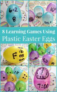 homeschool Easter activities