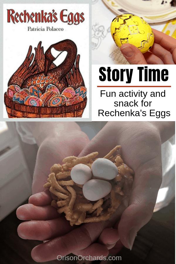Story Time: Rechenka's Eggs