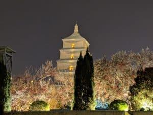 Wild Goose Pagoda, Xi'An