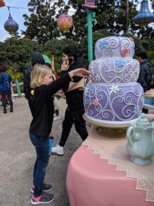 Shanghai Disneyland Review: Alice in Wonderland Maze