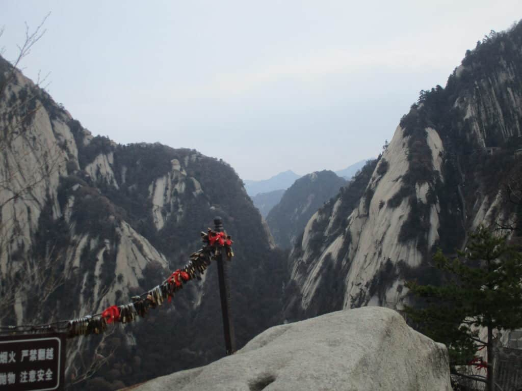 Mount Huashan; Things to do in Xi'An