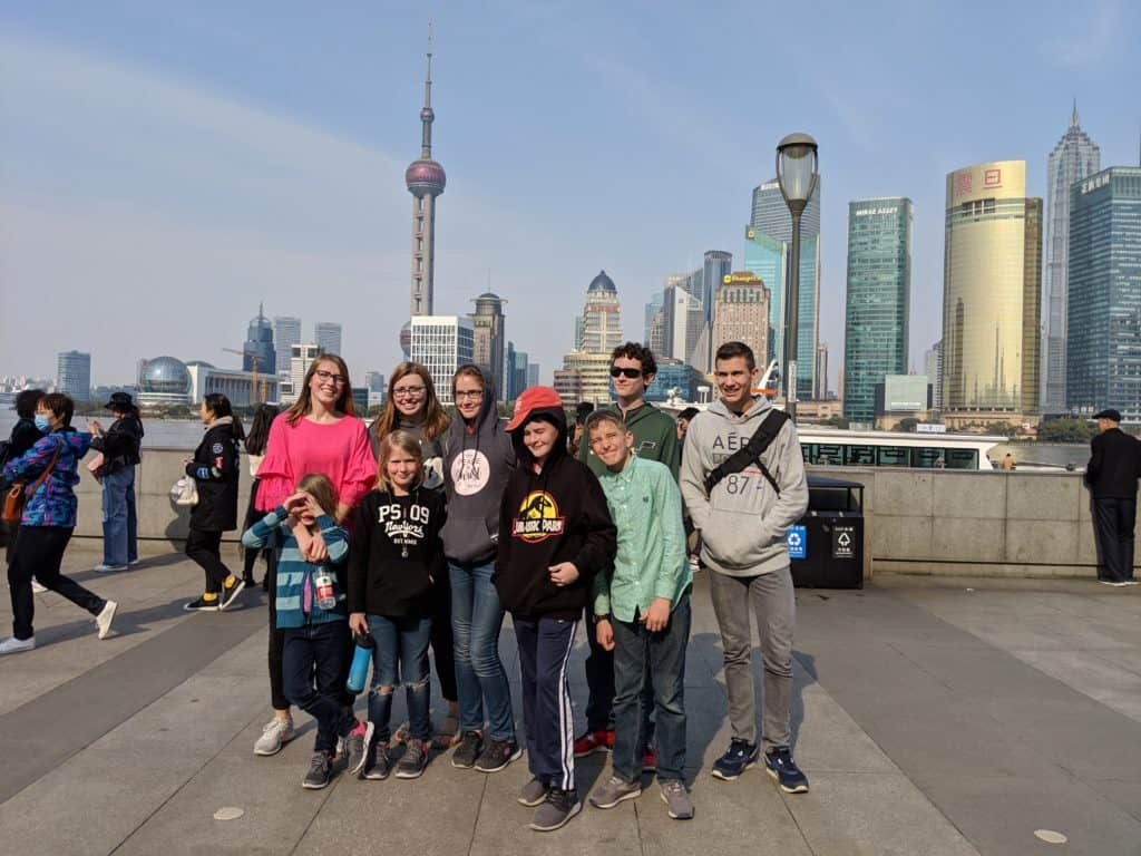 The Bund; Things to do in Shanghai