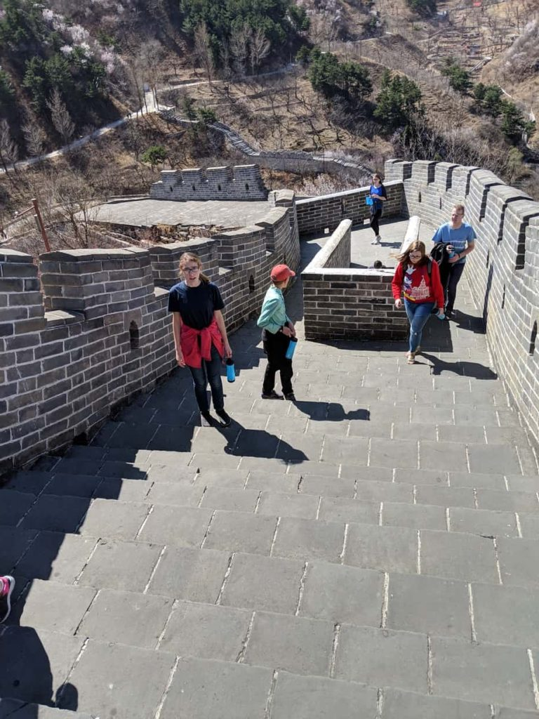 What to see in Beijing - Lakeside Great Wall