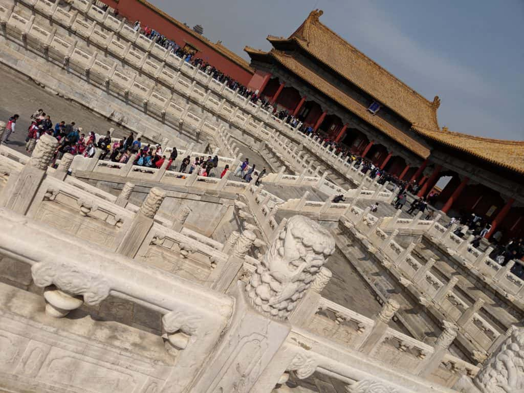What to see in Beijing - Forbidden City